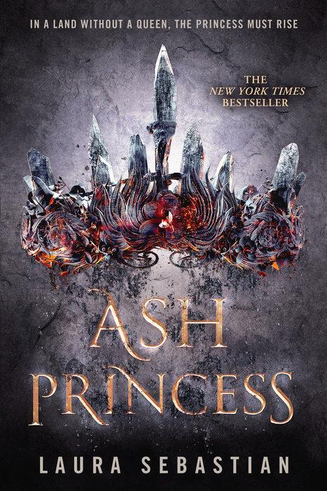 Cover of Ash Princess