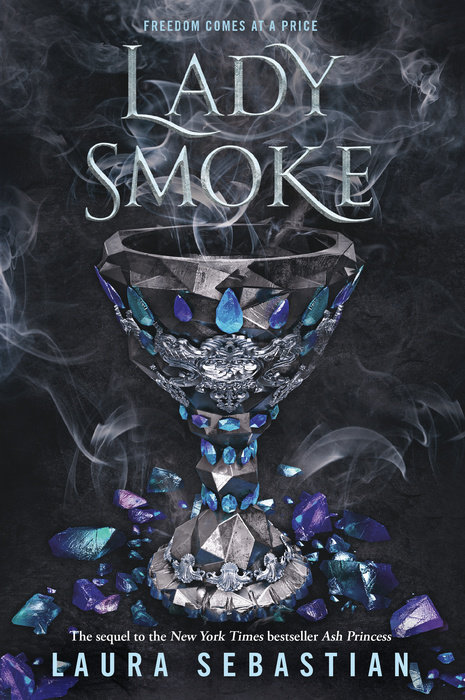 Cover of Lady Smoke