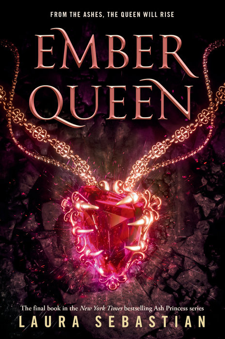 Cover of Ember Queen