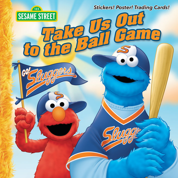 Take Us Out to the Ball Game (Sesame Street) - Penguin