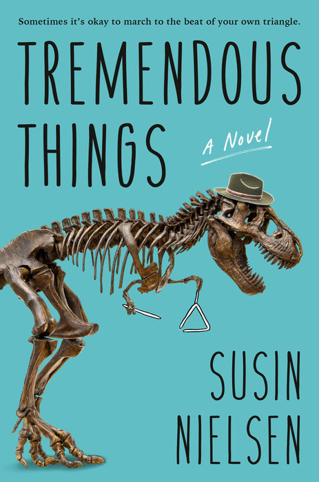 Cover of Tremendous Things