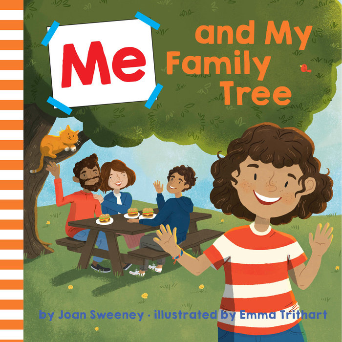 Cover of Me and My Family Tree