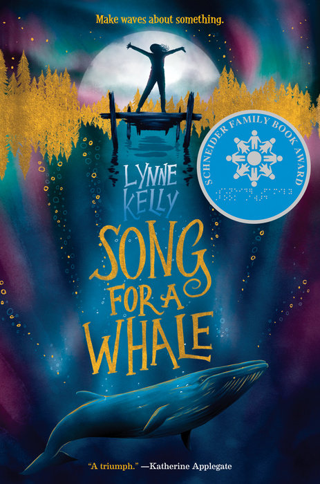 Cover of Song for a Whale