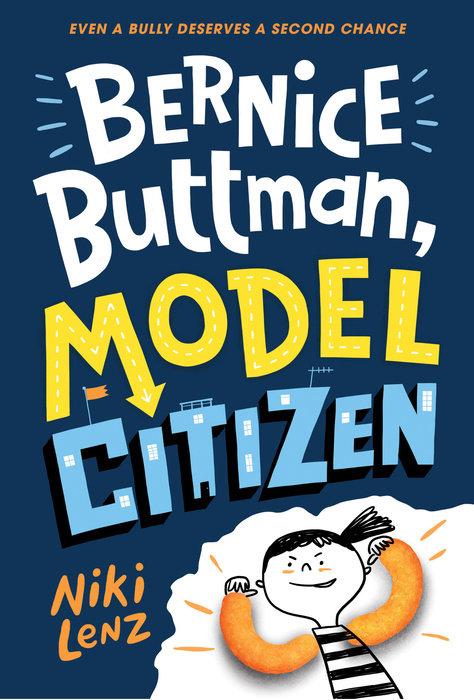 Cover of Bernice Buttman, Model Citizen