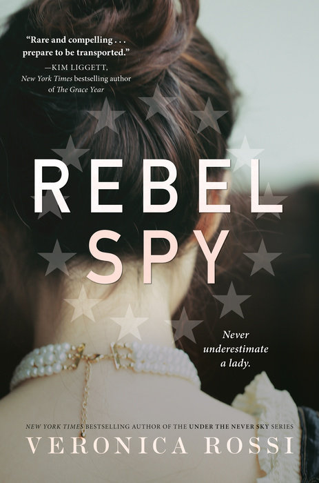 Cover of Rebel Spy