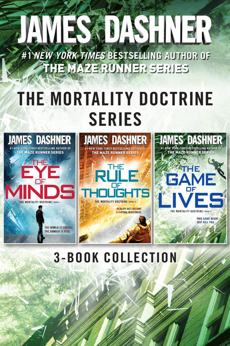 Cover of The Mortality Doctrine Series: The Complete Trilogy