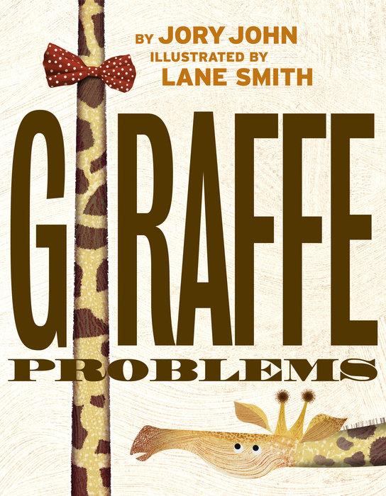 Cover of Giraffe Problems