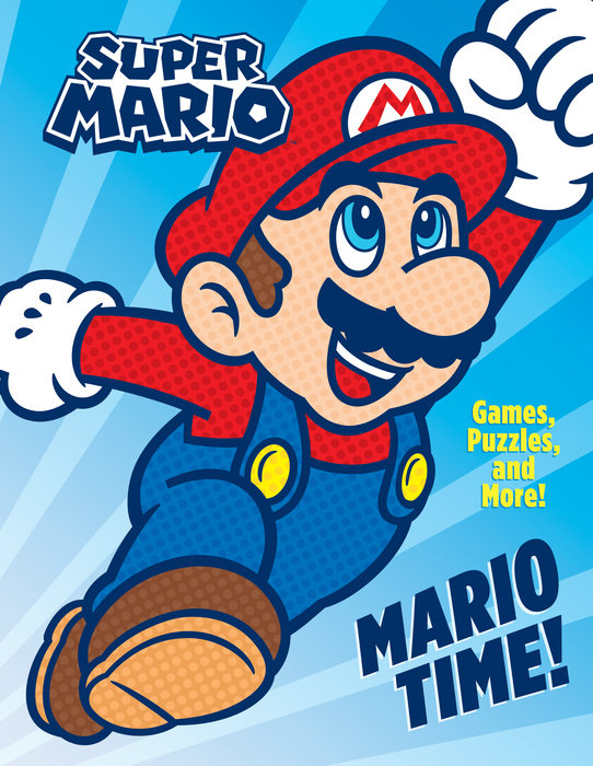 Cover of Mario Time!