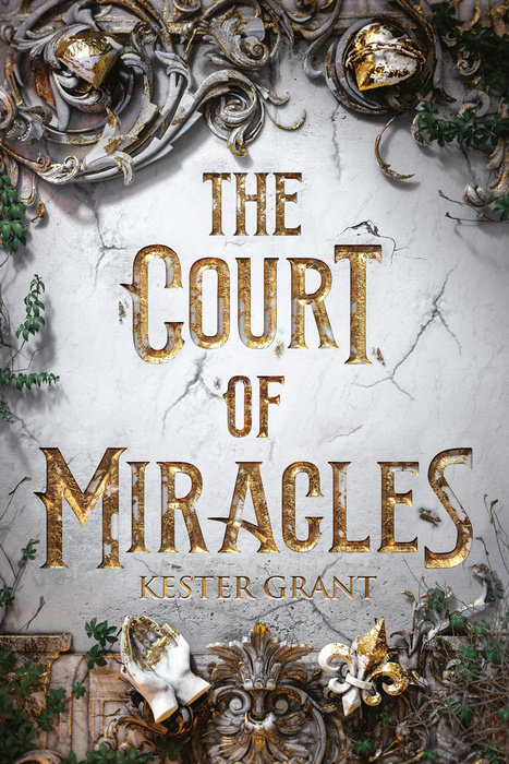 Cover of The Court of Miracles