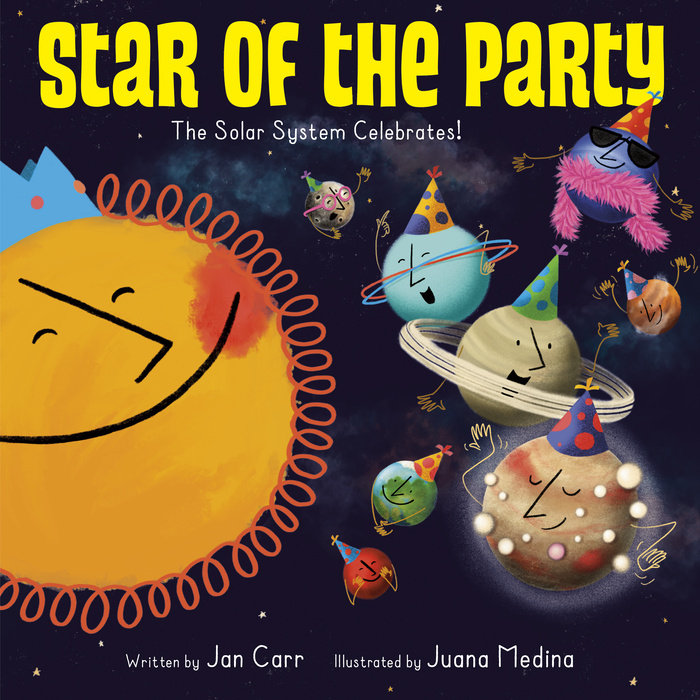 Cover of Star of the Party: The Solar System Celebrates!