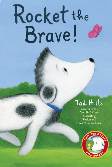 Cover of Rocket the Brave!