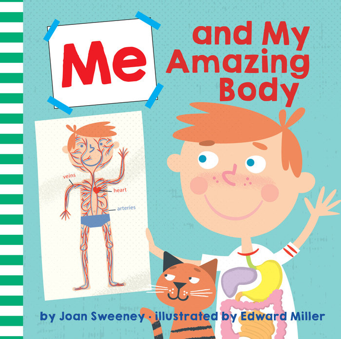 Cover of Me and My Amazing Body