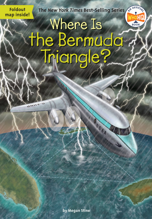 official photos 19fba 02ee8 Where Is the Bermuda Triangle  - Penguin Random House Education