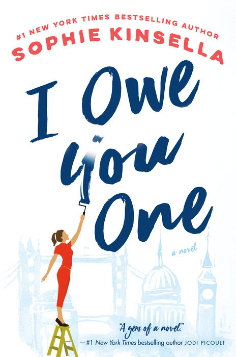 b7c6a331019e I Owe You One - Random House Books