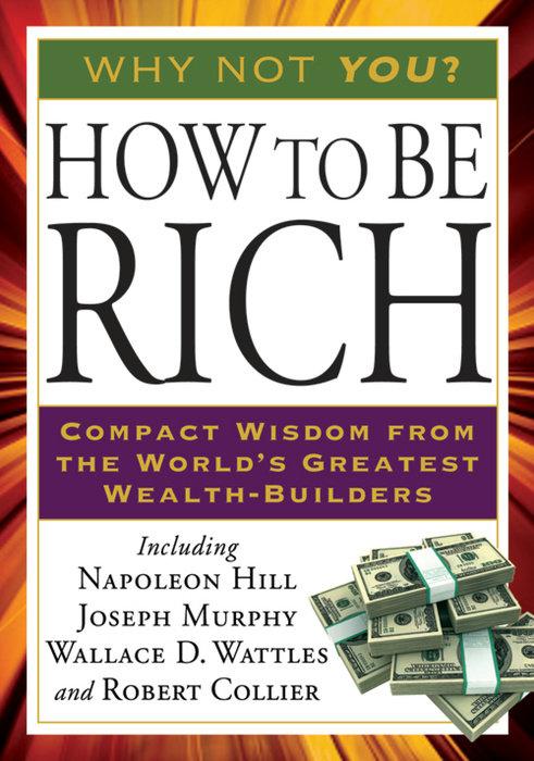 How To Be Rich Penguin Random House Education