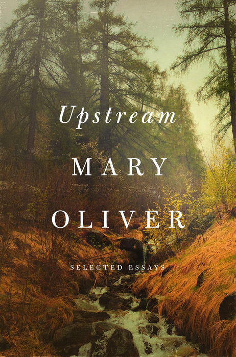 Upstream by Mary Oliver