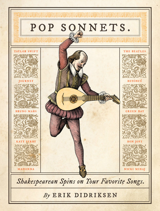 Pop Sonnets - Penguin Random House Retail
