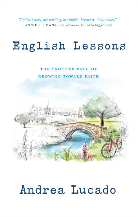 English Lessons By Andrea Lucado Waterbrook Multnomah