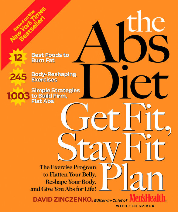 The Abs Diet Get Fit, Stay Fit Plan - Penguin Random House