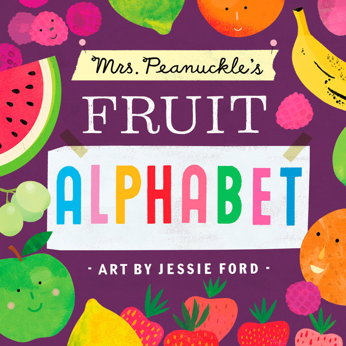 Cover of Mrs. Peanuckle\'s Fruit Alphabet