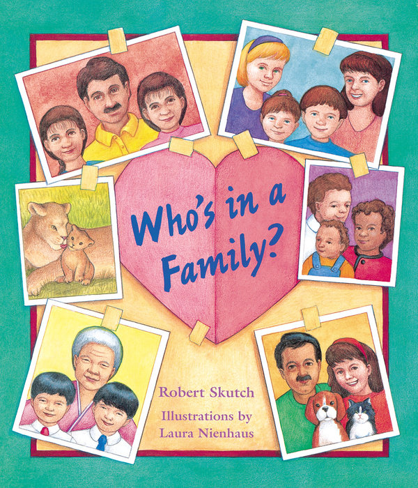 Cover of Who\'s in a Family?