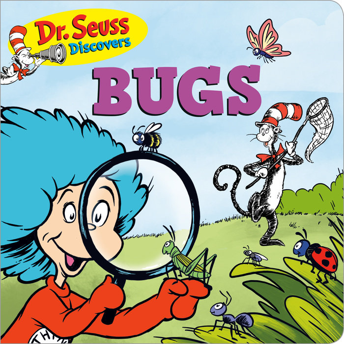 Cover of Dr. Seuss Discovers: Bugs