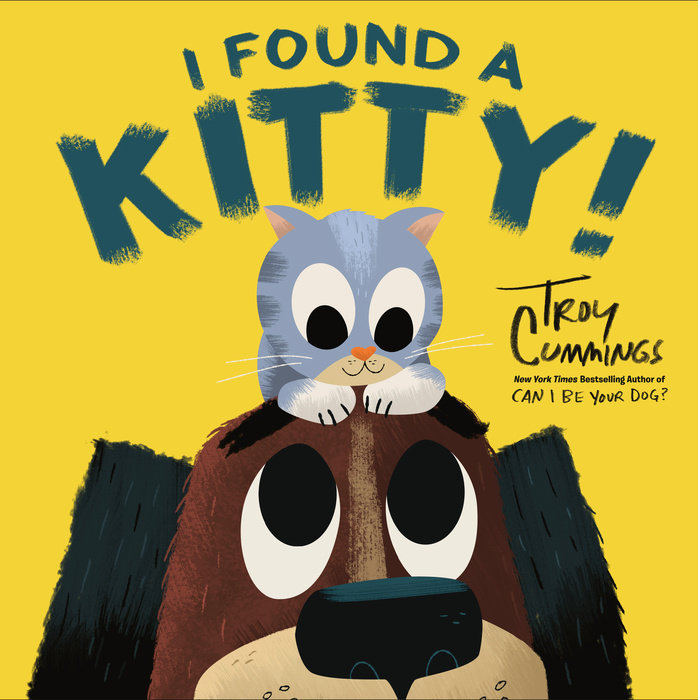 Cover of I Found A Kitty!
