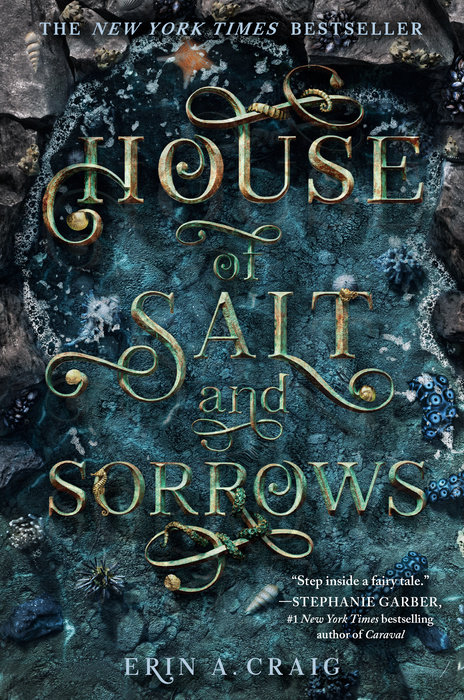 Cover of House of Salt and Sorrows