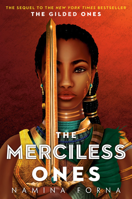Cover of The Gilded Ones #2: The Merciless Ones