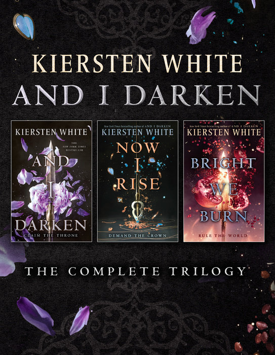 Cover of And I Darken: The Complete Trilogy