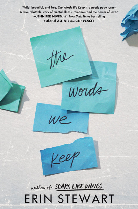 Cover of The Words We Keep