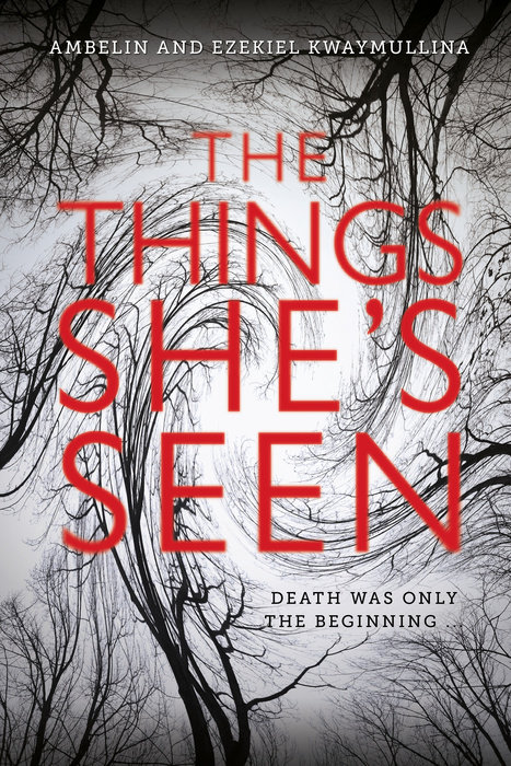 Cover of The Things She\'s Seen