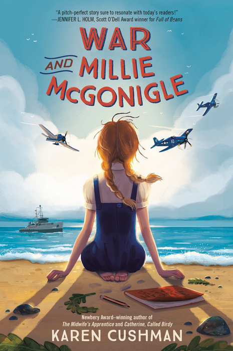 Cover of War and Millie McGonigle