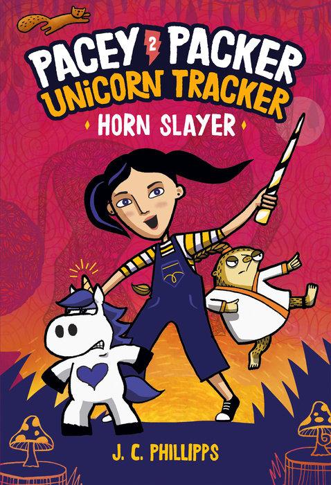 Cover of Pacey Packer Unicorn Tracker 2: Horn Slayer