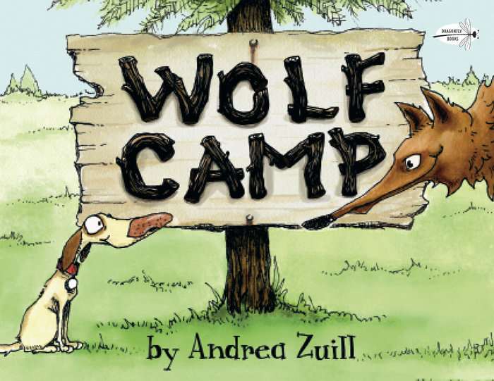 Cover of Wolf Camp