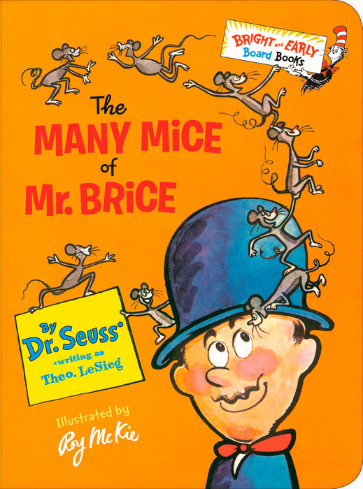 Cover of The Many Mice of Mr. Brice