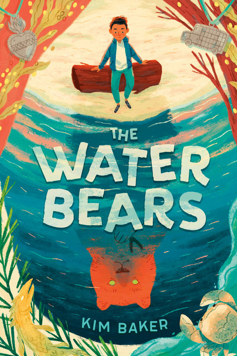 Cover of The Water Bears