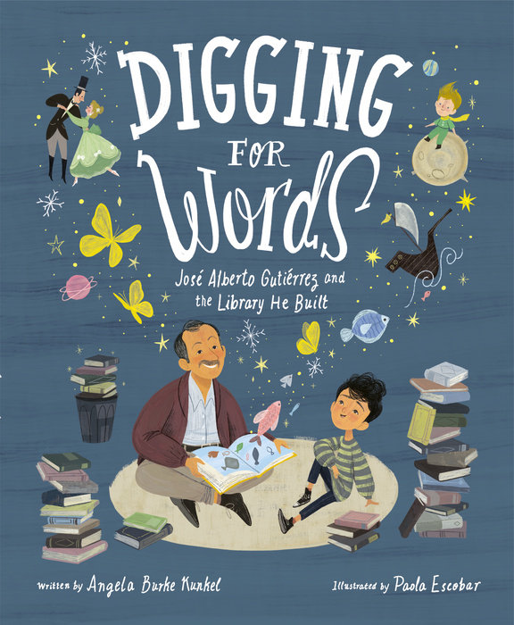 Cover of Digging for Words