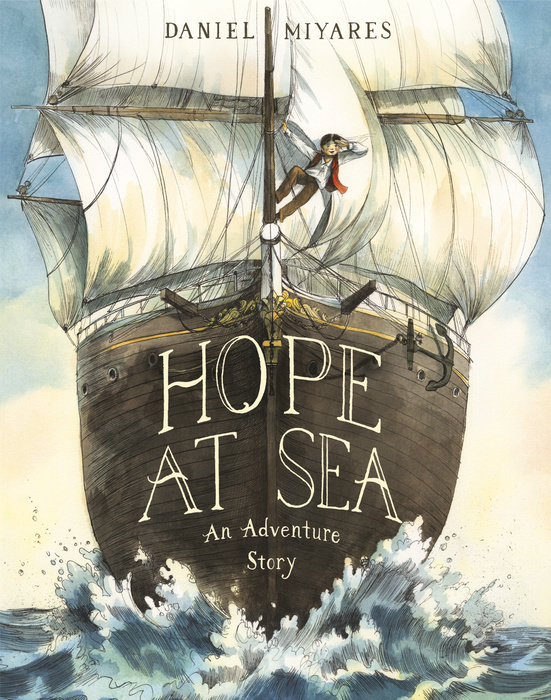 Cover of Hope at Sea