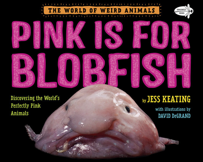 Cover of Pink Is For Blobfish