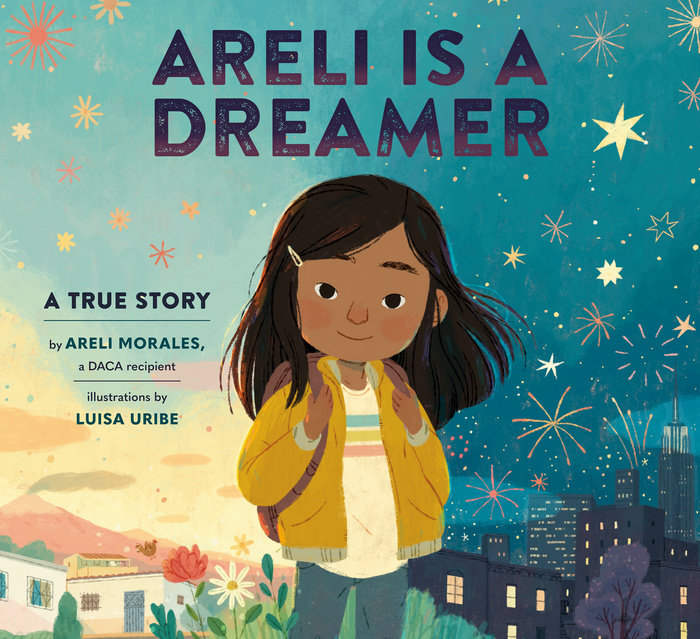 Cover of Areli Is a Dreamer