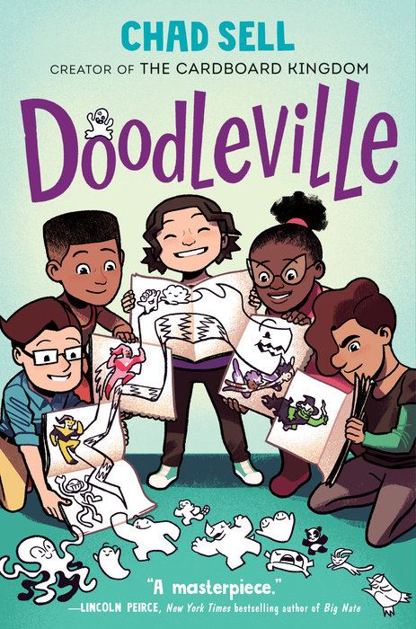 Book cover for Doodleville