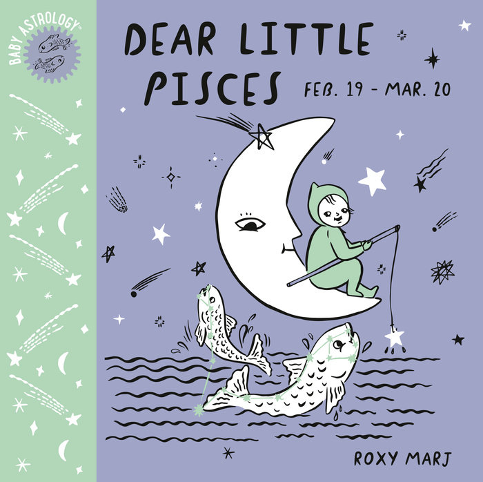 Cover of Baby Astrology: Dear Little Pisces