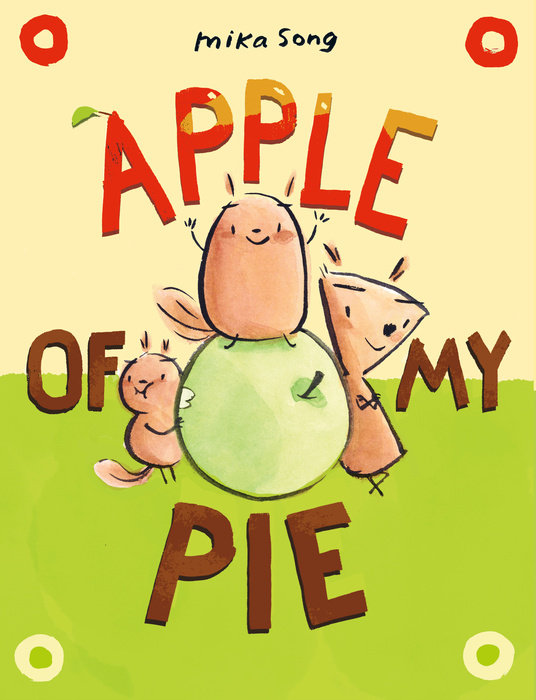 Cover of Apple of My Pie