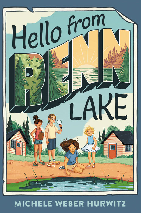 Cover of Hello from Renn Lake