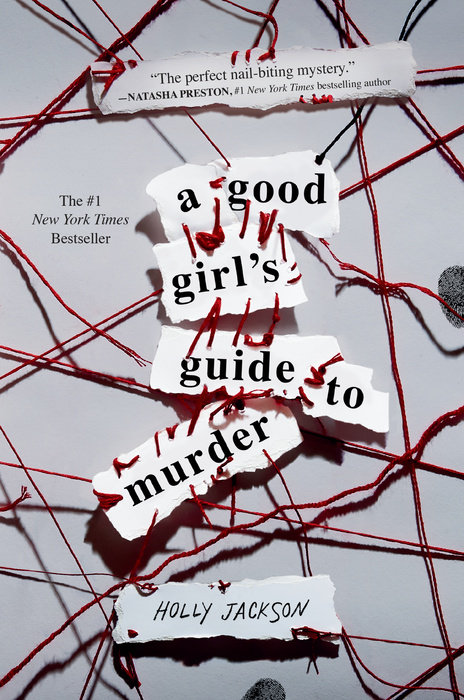 Book cover for A Good Girl\'s Guide to Murder