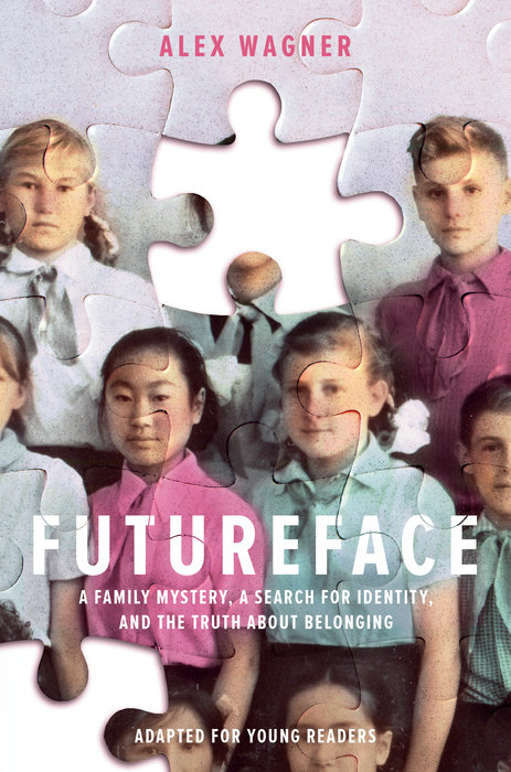 Cover of Futureface (Adapted for Young Readers)