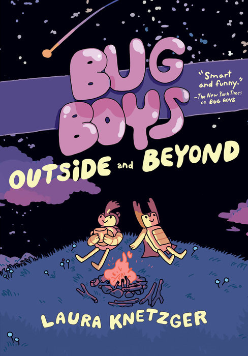 Cover of Bug Boys: Outside and Beyond