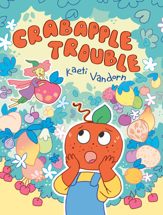 Cover of Crabapple Trouble