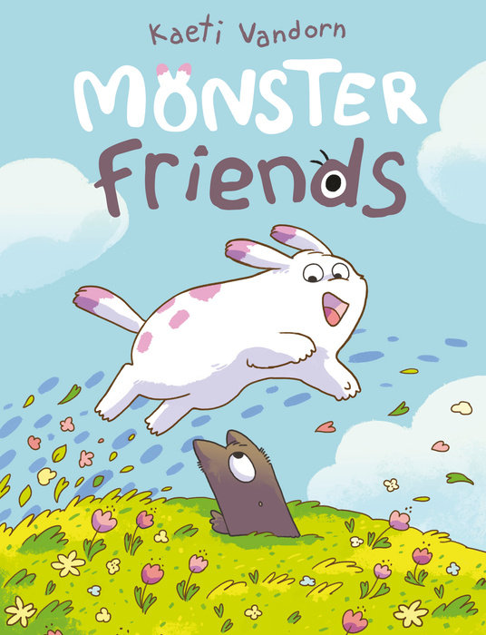 Cover of Monster Friends